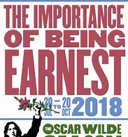 The Importance of Being Earnest Banner