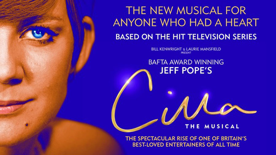 Cilla The Musical Banner