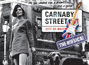 Carnaby Street The Musical Banner