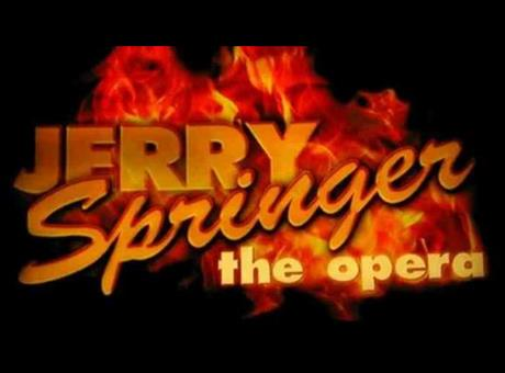 Jerry Springer The Opera Banner
