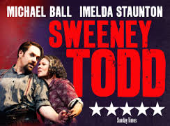 Sweeney Todd Banner