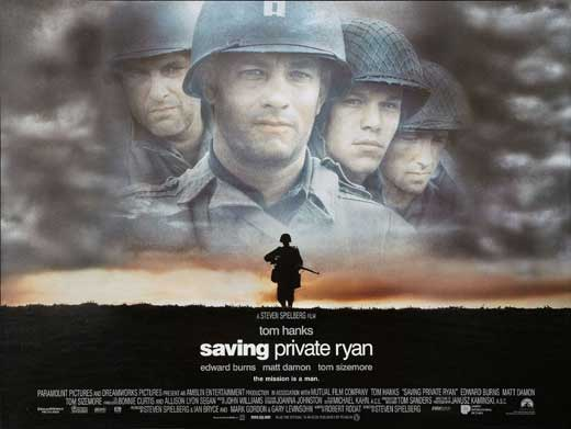 Saving Private Ryan Banner