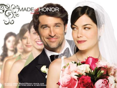 Made of Honor Banner