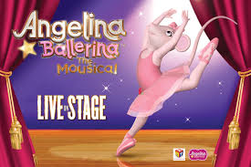 Angelina Ballerina Banner
