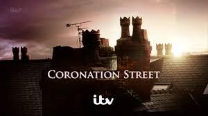 Coronation Street Banner