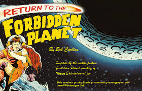 Return to the Forbidden Planet Banner