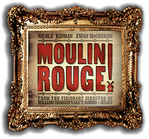Moulin Rouge (Secret Cinema) Banner