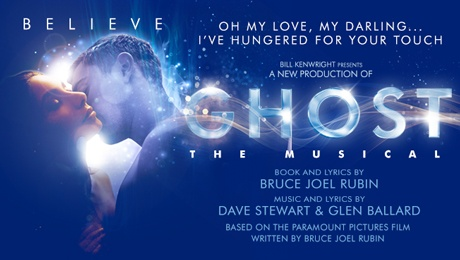 Ghost the Musical Banner