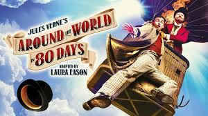 Around the World in 80 Days Banner