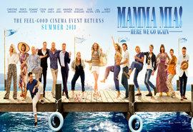 Mamma Mia! 2 banner